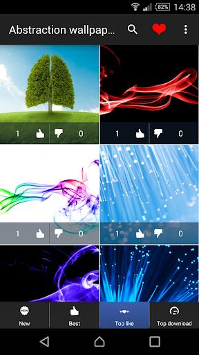 玩個人化App|抽象壁纸4K免費|APP試玩