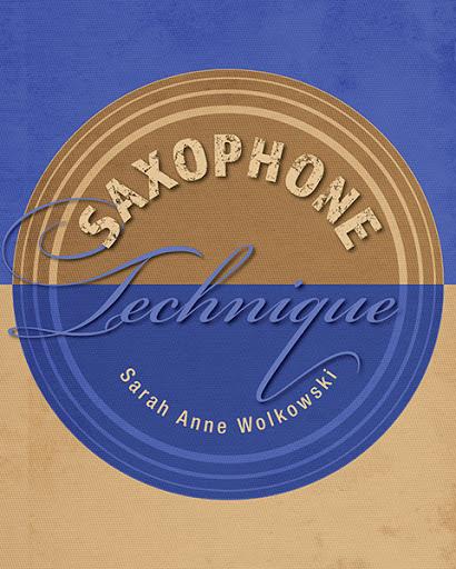 Saxophone Technique cover