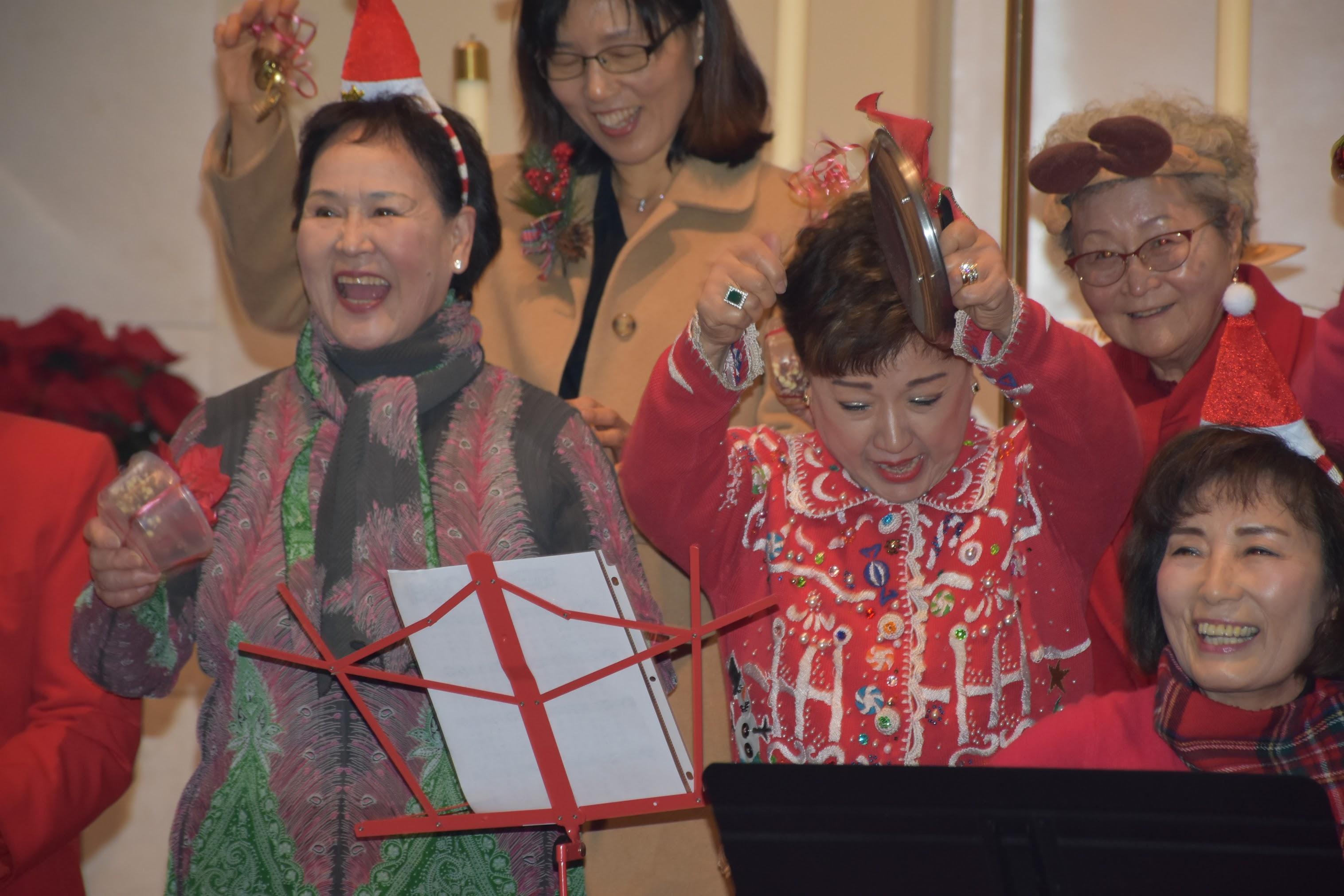 2017년 크리스마스 이브 미사, 성탄절미사, 최기홍 신부