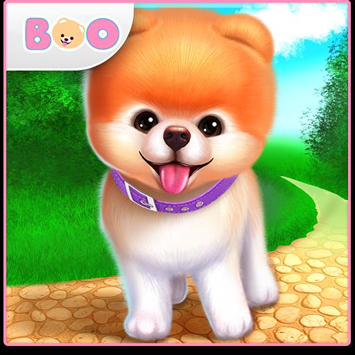 Бу - Самая милая собачка!