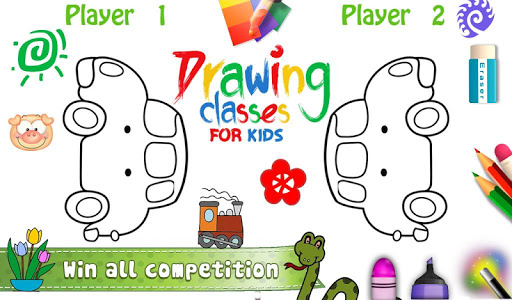 Drawing Classes For Kids v1.0.10