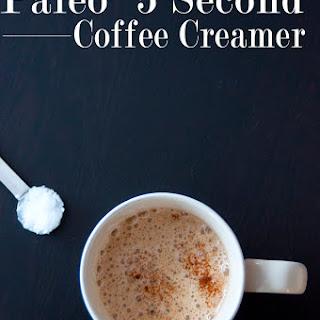 Paleo Coffee Creamer Variations.