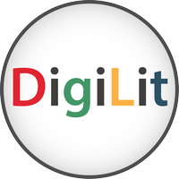 DigiLit logo