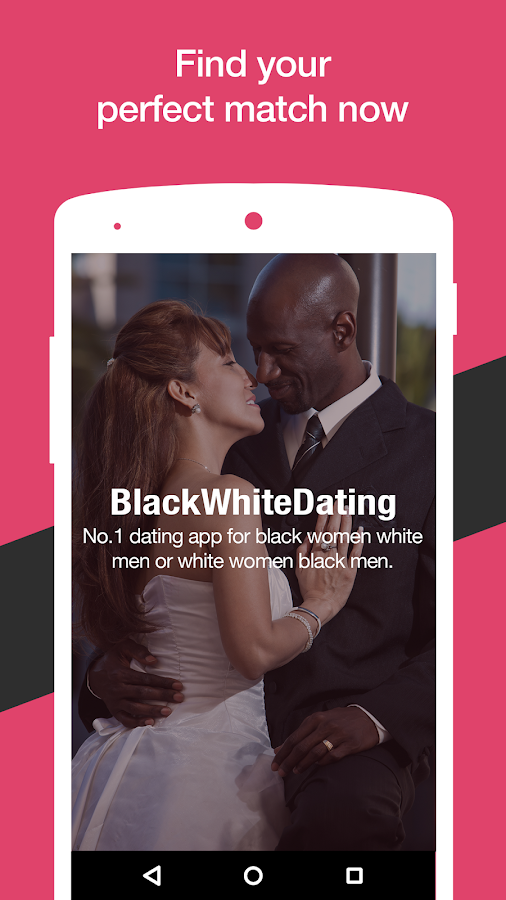 Black White Interracial Dating- screenshot
