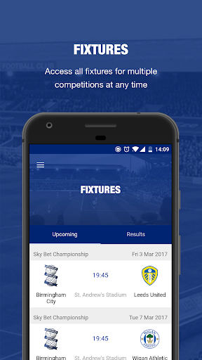 Birmingham City FC screenshots 2