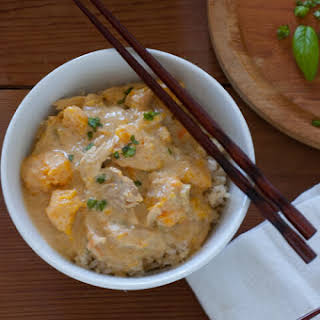 Easy Thai Yellow Curry.
