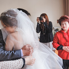 Wedding photographer chang sung lin (chang_sung_lin). Photo of 17.02.2014