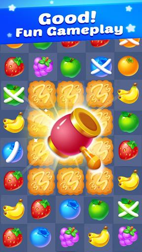 Sweet Fruit Candy: New 2020 Games apkmind screenshots 3
