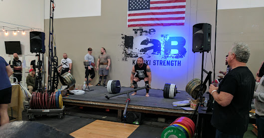 Whiskey & Deadlifts 2017-04-07
