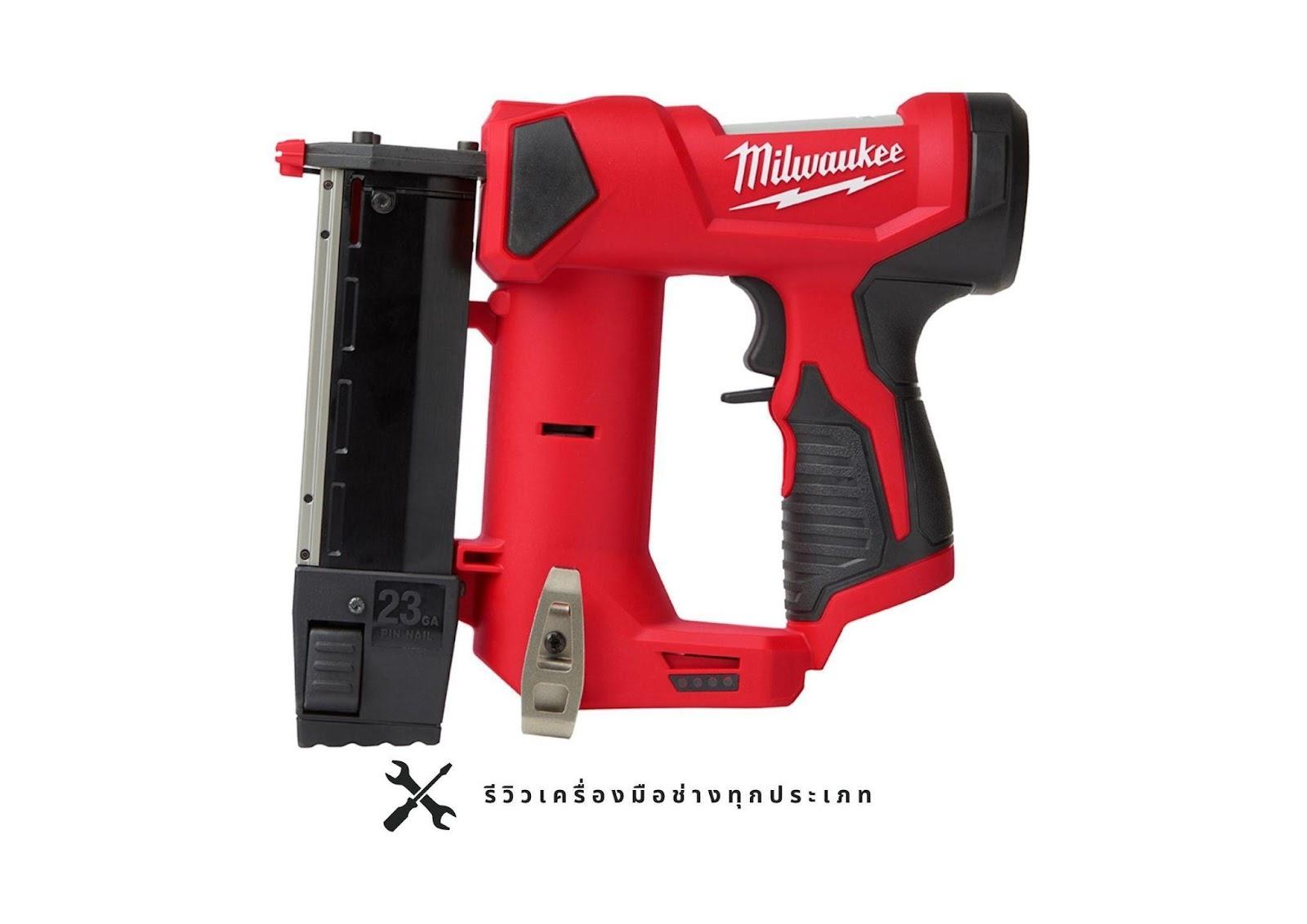 Milwaukee M12 Pin Nailer