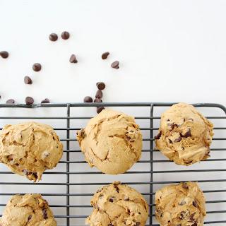 3 Ingredient Pumpkin Chocolate Chip Cookies