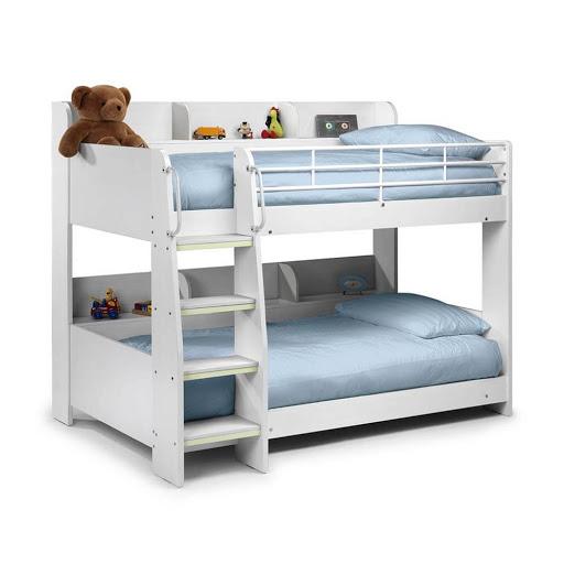 Julian Bowen Domino Bunk Bed Maple