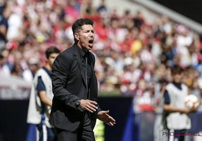 La Liga: Altético Madrid komt niet verder dan troosteloze brilscore tegen de voorlaatste