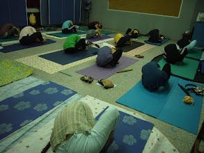 Photo: 20110921養身律動瑜伽