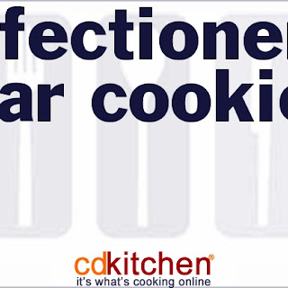 Confectioners Sugar Cookies Recipes
