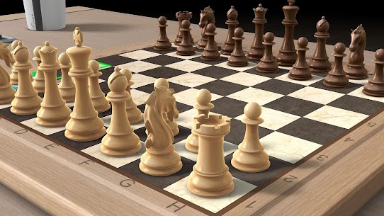 Real Chess 3D 1.0 b2 Patched Apk (Paid) 7