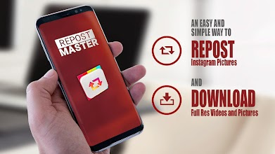 Repost Master 1 25 latest apk download for Android • ApkClean
