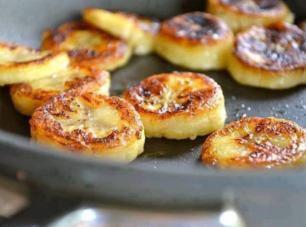 Fried Honey Bananas Recipe