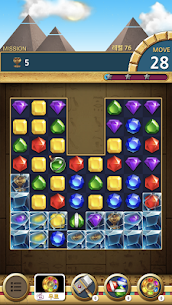 Jewels Pharaoh : Match 3 Puzzle 7