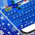 Christmas HD theme For GO icon