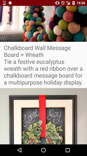 玩免費遊戲APP|下載DIY Christmas Wreath Ideas app不用錢|硬是要APP