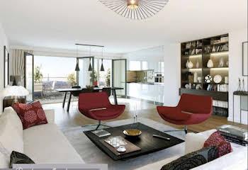 Appartement 3 pièces 64,02 m2