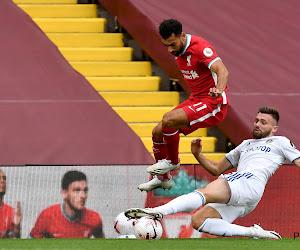 Liverpool wint spektakelwedstrijd tegen Leeds na hattrick Mo Salah