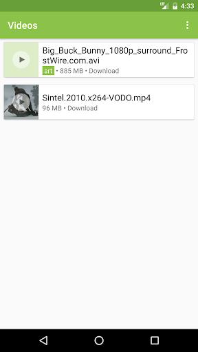 Sub Loader - download subtitles for movies and TV 6.1.1 screenshots n 1