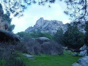 Photo: Formas graníticas en la Pedriza del Manzanares