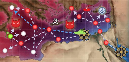 Pマス マップ