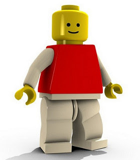 LEGO happy guy