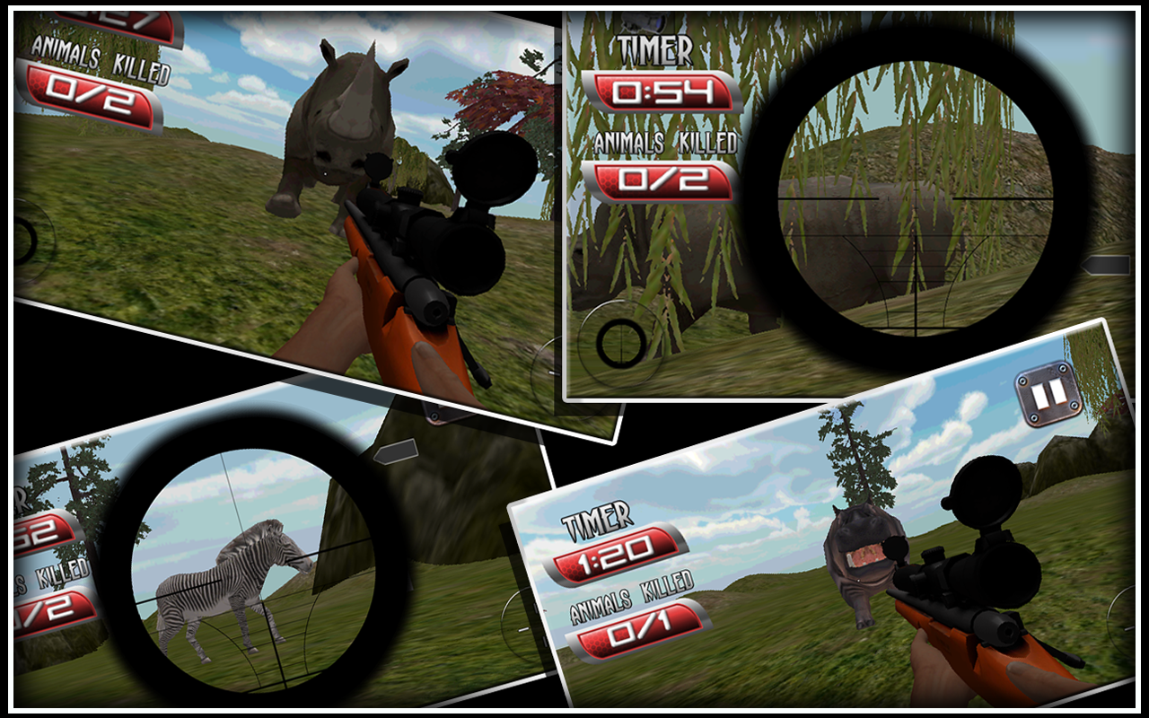 Animals-Hunting-Quest 24