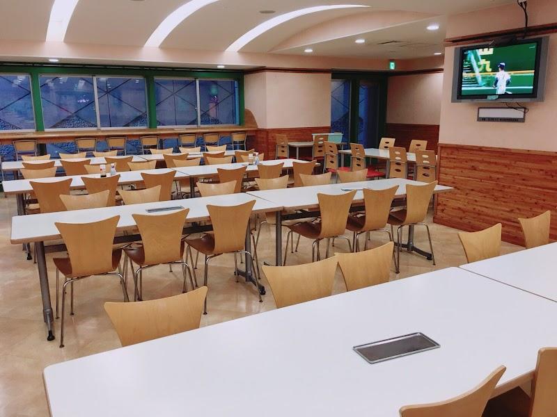 山梨県庁食堂2