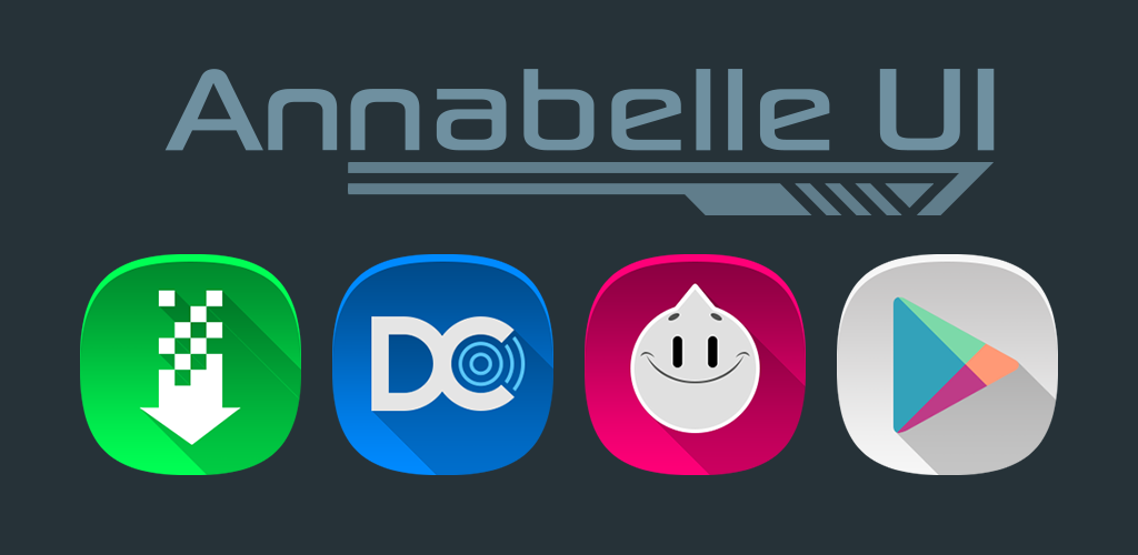 Annabelle UI – Icon Pack v1.4.0 Paid APK