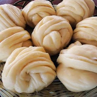 Steamed Bun Dough Recipe