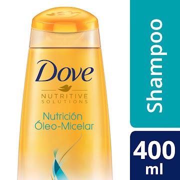 Shampoo Dove Nutricion   Oleo Micelar X 400ml