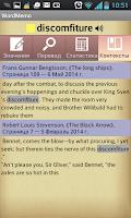 Screenshot of WordMemo