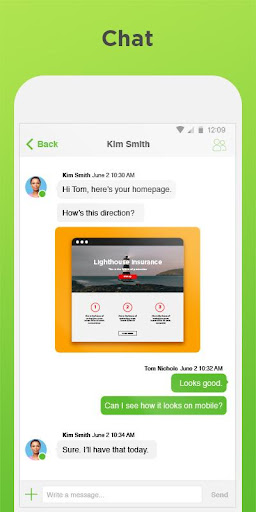 Upwork: Easily connect on the go v4.19.3.0 screenshots 1