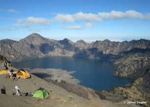 Photo: Ascension du Rinjani, Lombok, Indonésie (2011) http://trek.uniterre.com/indonesie/