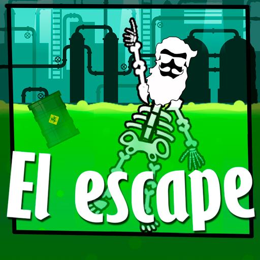 Barbaman: The escape