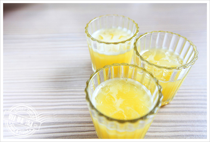 GO STAY-果汁