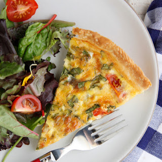 Quiche Without Meat Recipes.