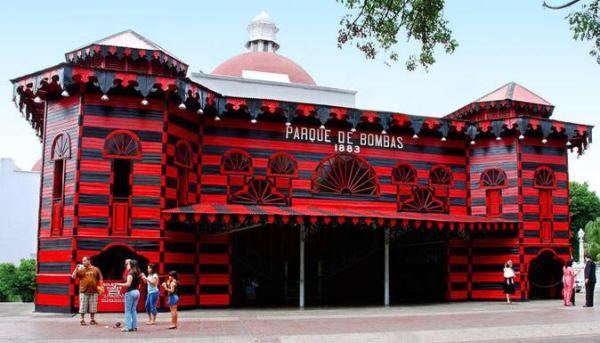 Parque das Bombas