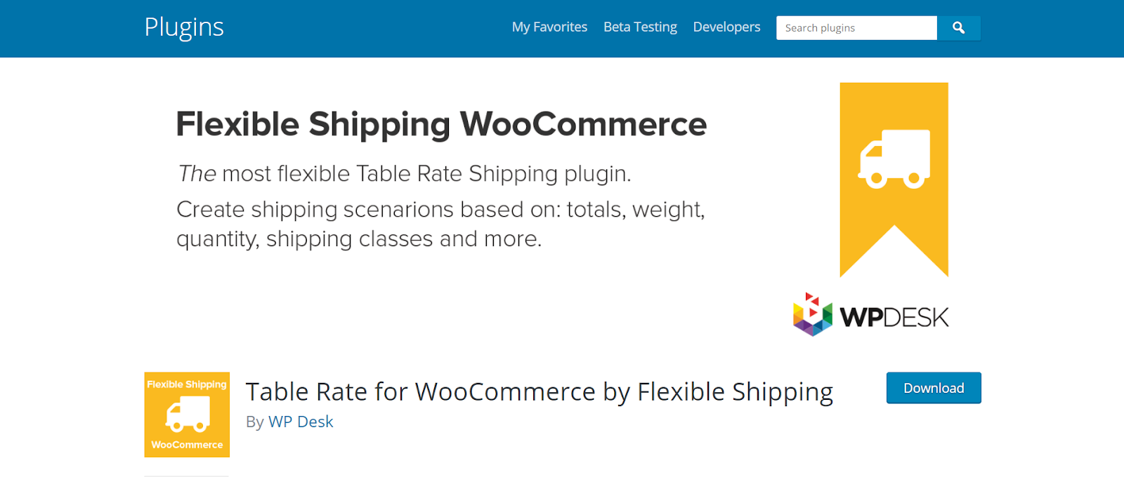 flexible shipping, woocommerce shipping plugins