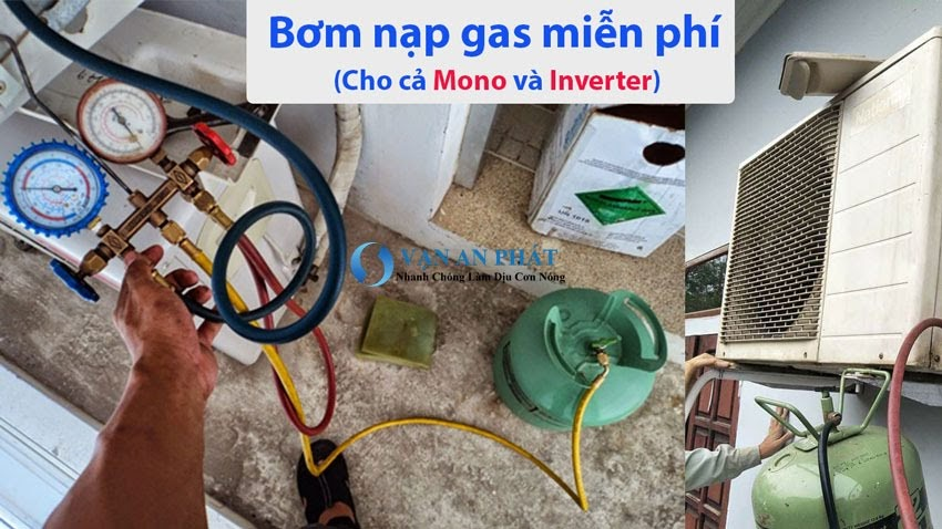 nap gas cho may lanh