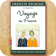 Easy French Stories for Beginner, Voyage en France
