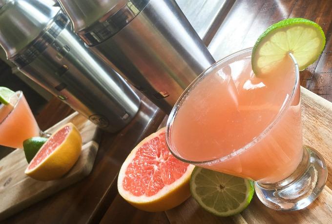 Grapefruit Martini Cocktail Recipe