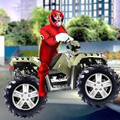 Rangers ATV Game