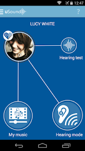 uSound (Hearing Assistant)- screenshot thumbnail