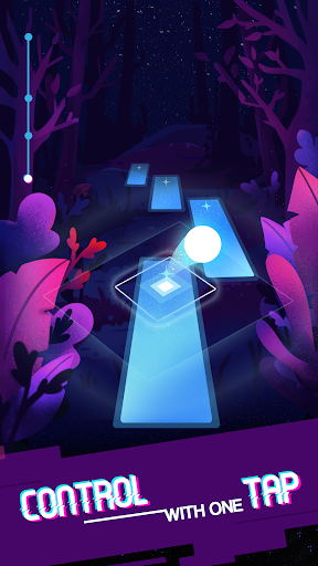 Dancing Planet: Space Rhythm Music Game apkmr screenshots 6